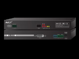 DSⅡ-DD-KVM(O-IN)-KVM机架式1路节点