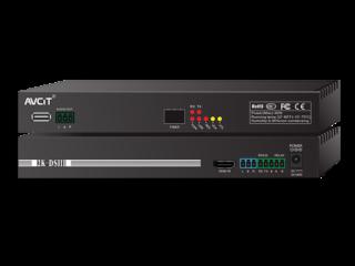 DSⅡ-HH-KVM(O-IN)-KVM机架式1路节点