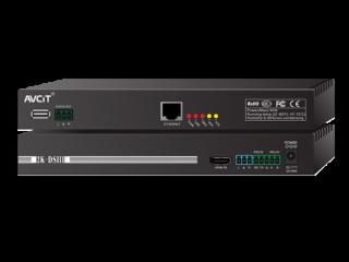 DSⅡ-HH-KVM(N-IN)-KVM機架式1路節點