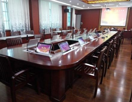 专为会议而生!OLSON第二代无纸化会议系统