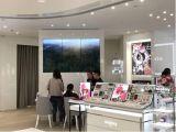 高端法国品牌希思黎与LG商用显示器的美丽相遇!
