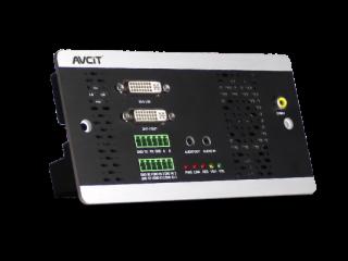 DSⅡ-VD-2K分布式DVI输入节点 / 输出节点