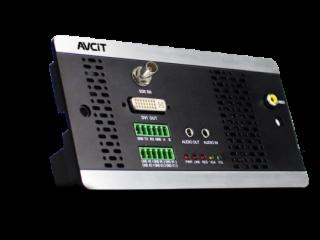 DSⅡ-SD-散布式SDI输入DVI输出节点