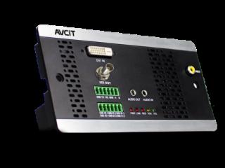 DSⅡ-DS(预定)-分布式DVI输入SDI输出节点