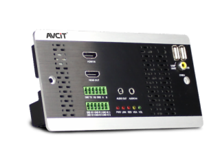 DSⅡ-HH-KVM-KVM散布式HDMI输入输出节点