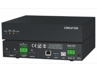 CR-CAT4000-I-4K分布式输入节点
