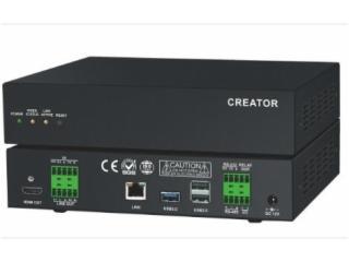 CR-CAT4000-O-4K分布式输出节点