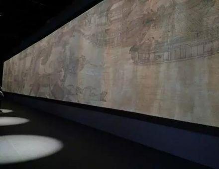 ITAV助力国际博物馆惊艳再现《清明上河图3.0》