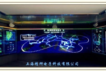 """上海精研电子——手指灵动间的""""电力无限"""",开启电网智能体验新章程"""
