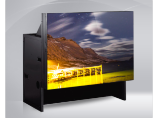 HR84PH-84寸DLP拼接大屏 激光光源DLP拼接屏