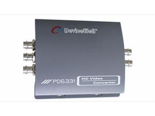 PD6331-中帝威 devicewell YPbPr转SDI转换器 PD6331