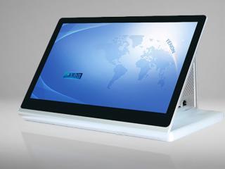 桌面式无纸化终端一体机(单屏)-腾中TENON 桌面式无纸化终端一体机(单屏)