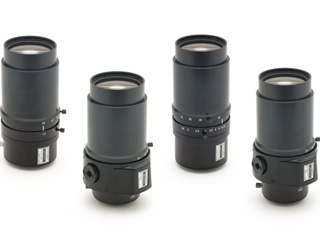 JV1216MPH-百万像素手动变焦镜头