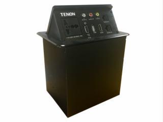 TH100-騰中 氣壓彈起式桌面插座