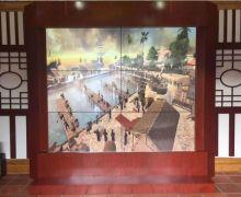 裸眼3D拼接屏落户福州林则徐纪念馆