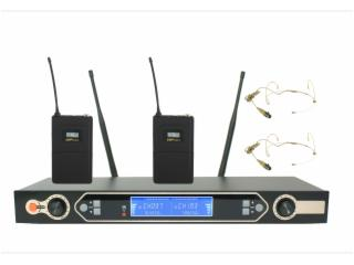 UR-8900-SYYP思音UR-8900 腰包頭戴麥克風