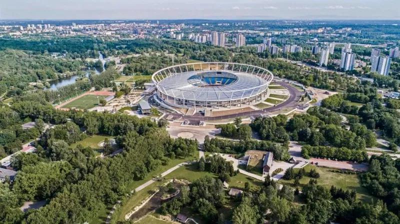 波兰国家足球队官方主场选用Community扬声器系统