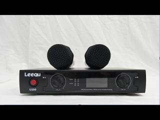 U200-U段無線話筒
