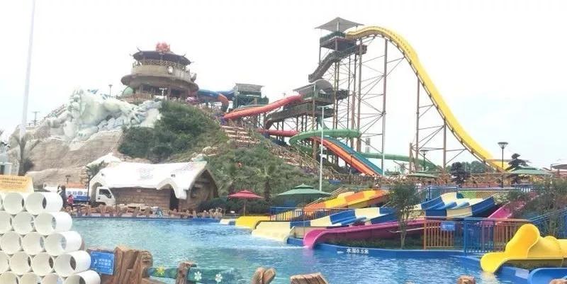 """【ALTO】与您相约贵州最大水上乐园—""""极地冒险水世界"""""""