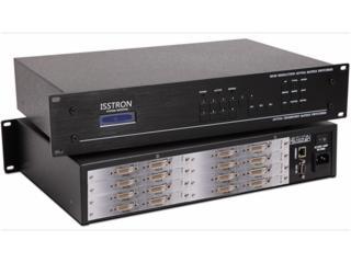 IT-DVI0808-8进8出DVI矩阵切换器