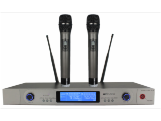 UR-191-一拖二无线麦克风,无线手持,KTV专用,舞台专用