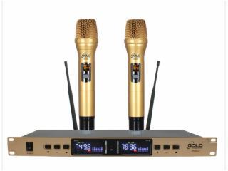 UR-185-一拖二无线手持麦克风话筒,U段无线话筒,KTV专用
