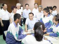 ITC见证李克强总理银川考察之旅