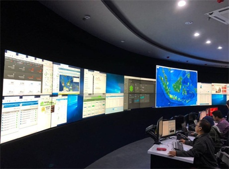 魅视分布式完美进驻『新加坡华侨银行』,国际金融领域再下华丽一城
