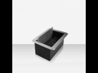 TH201-騰中 滑蓋式桌面插座