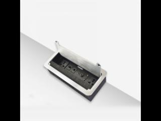 TH308 TH304 TH308D TH304D-騰中 桌面插座帶毛刷