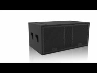 VMX-215SBA-MODE AUDIO VMX系列雙15寸有源超低頻音箱