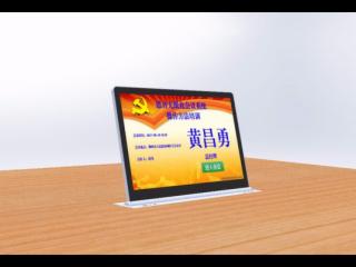 SYYPUDT--双屏超薄液晶显示屏升降机