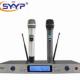 SYYP思音一拖二无线手持麦克风话筒UR-191-UR-191图片