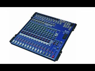 MG166CX-调音台