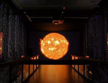 台达8K震撼   漫步太空 探察太阳的真容!