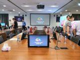 耐诺科技参加三星上海商显大屏新品发布会