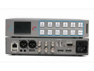 HDS7103-中帝威(devicewell)簡易切換臺4+2路 HDS7103