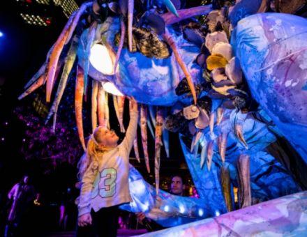 Mandylights借助科视Christie Widget Designer 为悉尼灯光音乐节营造光彩夺目的灯光效果