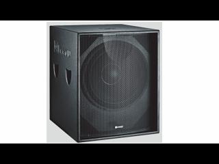 S115-低音音箱