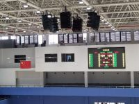 音王入驻衡东体育中心为省运会发声