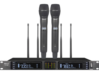 ACH-6500/ACH-65-无线真分集演出一拖二手持