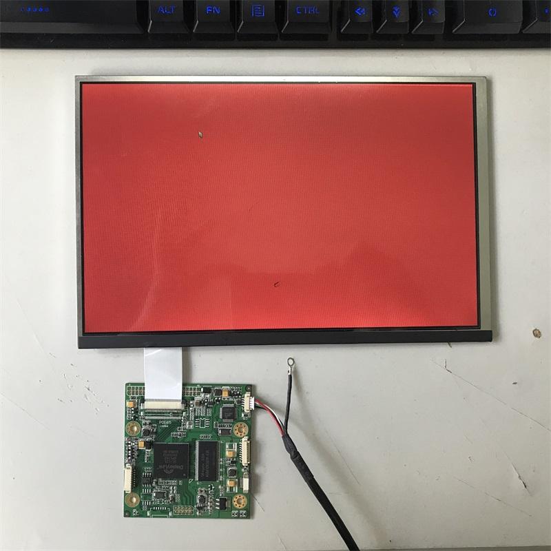 供应小尺寸液晶屏集成配套LVDS接口显示驱动板