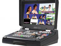 洋铭首款集切换、录制、直播、虚拟演播于一体的广播级重磅新品正式发布
