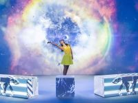 原来松下未来EXPO还隐藏了一场投影秀