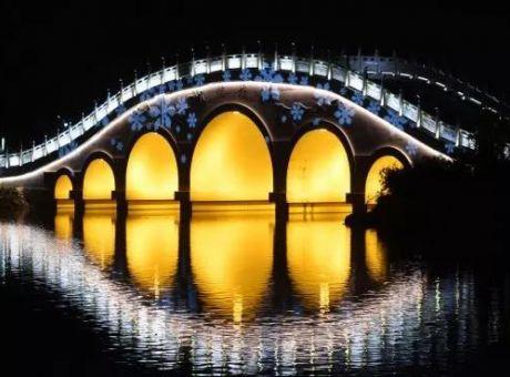 松下&安恒邀您鹊桥相会 看花开满桥
