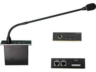 KST-M202C1-嵌入式發言主席單元