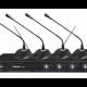 V段一拖四无线话筒-V4060图片
