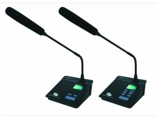 MA-500A/B-全數字網絡型話筒主席/代表單元 (帶投票表決)