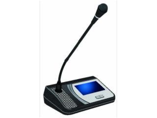 MA-600A/B-全數字網絡型話筒主席/代表單元 (帶電子桌牌)