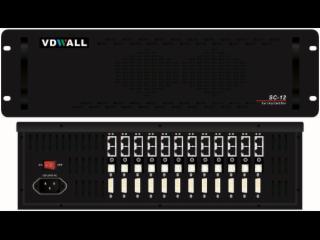 SC-12-唯奧視訊 發送卡機箱
